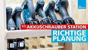 Reinigungsbürste Für Akkuschrauber : 1 3 akkuschrauber halterung selber bauen f r alle hersteller geeignet ladestation youtube ~ Eleganceandgraceweddings.com Haus und Dekorationen