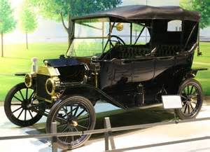 Old Classic Antique Cars Model T Ford