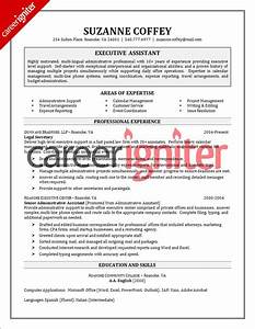 executive assistant resume sample by wwwriddsnetworkin With best executive assistant resume