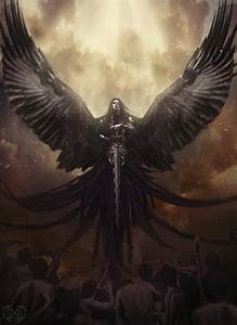 Elementa Mundi: Azrael The Archangel of Death