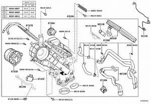 2015 Toyota Highlander Hvac System Wiring Harness  Harness