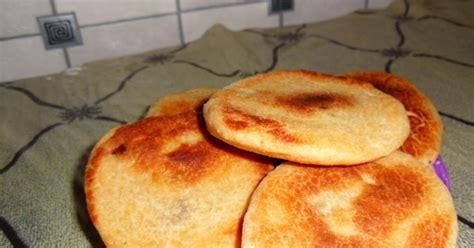 recette galette de semoule aux amandes grillees