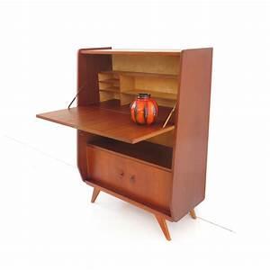 Bureau Secretaire Vintage : vintage secretaire bureau dressoirkast vintage virus ~ Teatrodelosmanantiales.com Idées de Décoration