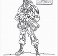 Fortnite Chapter 2 Season 2 Skins Coloring Pages ...