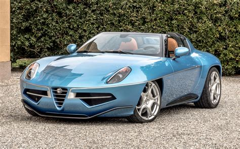 alfa romeo disco volante spyder  wallpapers