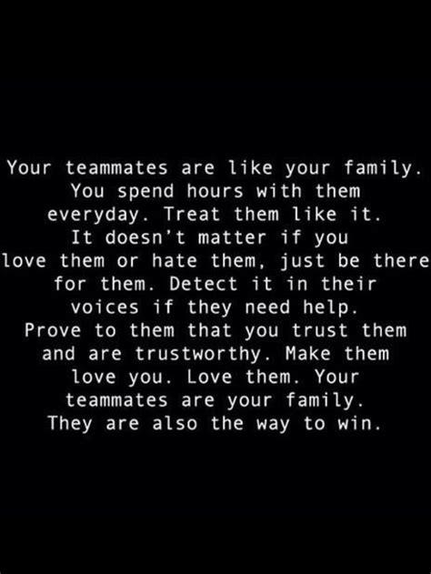Teammate Quotes Teammates Matter Quotes Quotesgram
