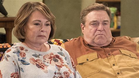 roseanne reactions show canceled  abc celebrities
