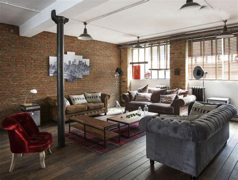 chambre style loft industriel chambre ado style industriel