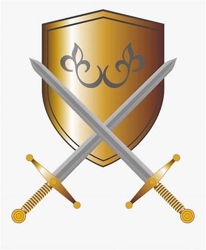 Clipart Medieval Knight Sword Swords Knights Frame