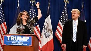 Watch Palin Endorsement Cold Open From Saturday Night Live ...