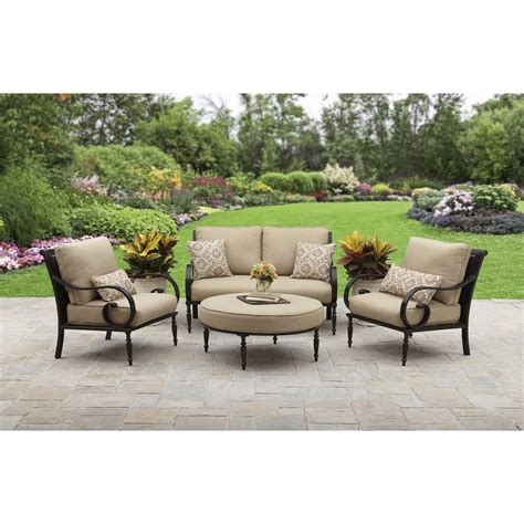 patio furniture cushions better homes and gardens type