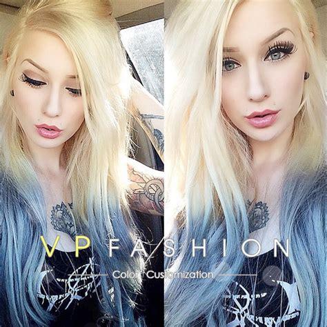 Pastel Dip Dye Hair Color Archives Vpfashion Vpfashion