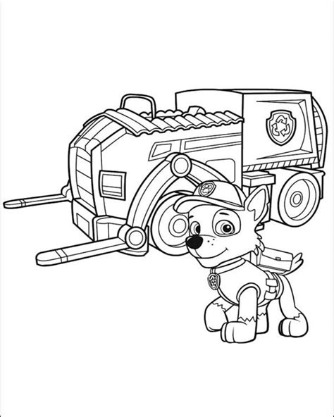 paw patrol coloring pages  coloring pages  kids