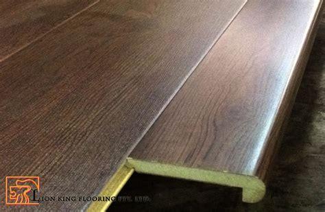 12mm Laminate Floor Stair Nose Stairnose Bullnose ...