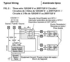2 Phase Gfci Wiring Diagram by 1000 Images About Electrical On Electrical