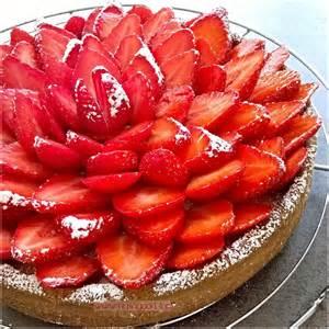 une nouvelle tarte aux fraises nutrigood