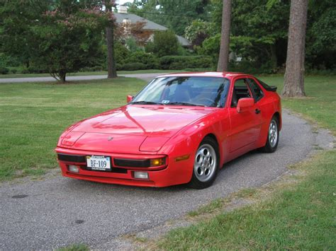 1987 Porsche 944 S (project Has Run Out Of Time