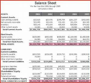 Balance Sheets - Stuff Economics