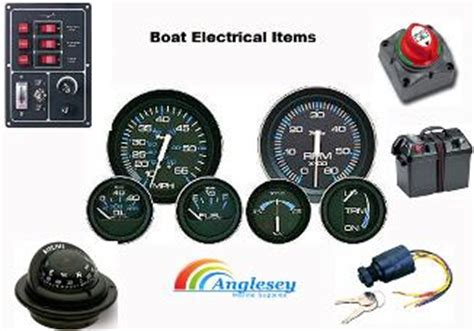 Boat Clock Gauge by Boat Electrics Boat Switch Panel Boat Clocks Boat Gauges