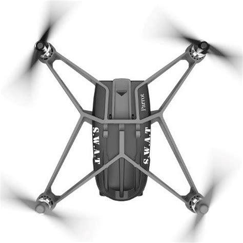 parrot minidrone airborne night swat drone parrot sur ldlccom