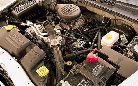 Diagram 2004 Dodge Durango 5 7 Engine Conpartment by 2002 Truck Comparisons Accessories Review Road Test