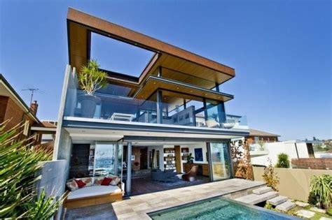 Moderne Häuser Viel Glas by 20 Hervorragende Und Moderne Haus Designs