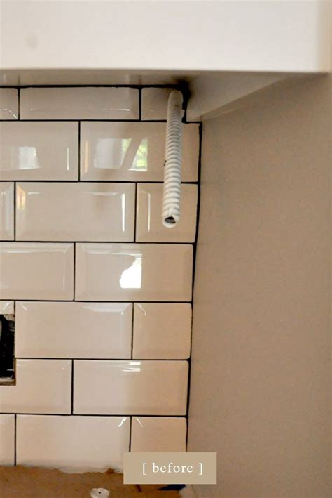 craftsman bungalow renovation beveled subway tiles