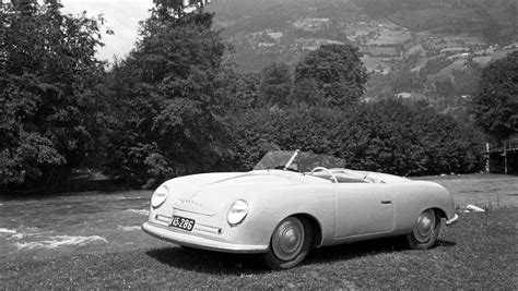 Image Gallery 1948 Porsche 356 White
