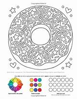 Notebook Doodles Activity Coloring Jess Volinski Books Treats Sweets Pages Amazon Adult Colouring sketch template