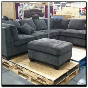 Grey leather sectional sofa canada wwwimagehurghadacom for Light grey sectional sofa canada