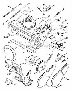 Snapper 3200 Parts List And Diagram