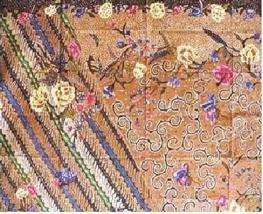 batik jawa hokokai just for