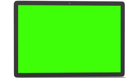 tv green screen template white tv television green screen room on the wall stock