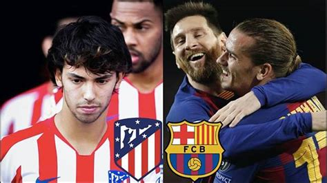 Preview Atletico Madrid vs Barcelona: Duel Raksasa Limbung