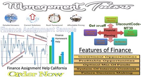 Financial Assignment Help in California- Easily Available