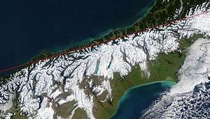 Alpine Fault Quake  Is The Big One Coming