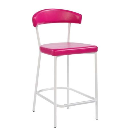 tabouret de bar ou snack de cuisine elli 4 pieds tables chaises et tabourets