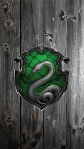 Slytherin. on Pinterest | Harry Potter, Room Wallpaper and ...