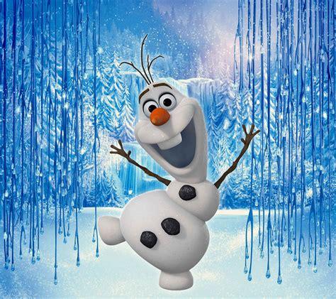 Olaf Wallpaper  Olaf Frozen Wallpaper  Papel De Parede