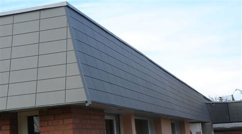 Mit Fassadenplatten by Fassadenplatten Terra Aus Kunststoff In Keramikoptik