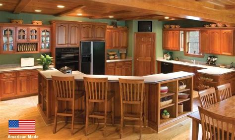 solid wood unfinished kitchen cabinets  homeowners