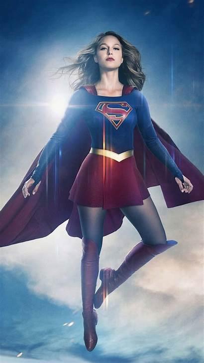 Supergirl Wallpapers 4k Superwoman Iphone Tv Phone