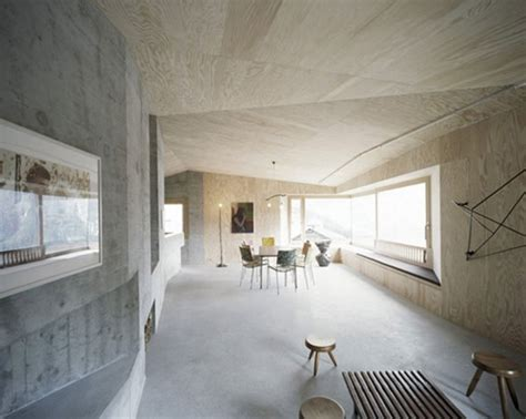 Solid Concrete House Architecture And Minimalist Interior