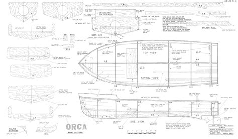 Orca Fishing Boat Plans by Orca Plans Aerofred Download Free Model Airplane Plans