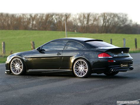 G Power BMW G6 V8 Coupe 5.2 K (E63) photos - PhotoGallery ...