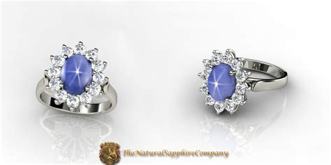 natural untreated star sapphires  star sapphire jewelry