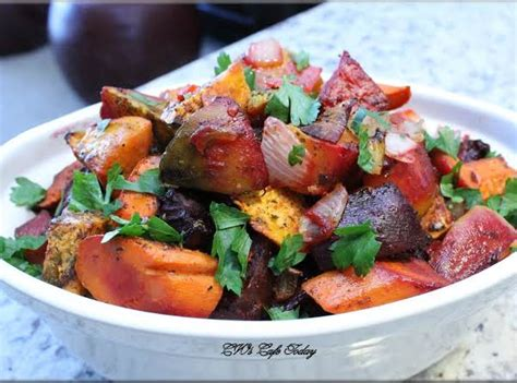 Roasted Root Vegetable Medley Recipe  Just A Pinch Recipes