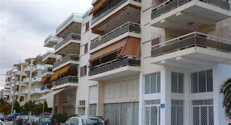 greek apartment prices drop  pct