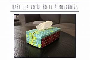 Boite Cartonnage Tuto Gratuit : housse boite mouchoirs pop couture ~ Louise-bijoux.com Idées de Décoration