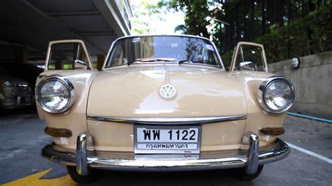 Vw Type Iii Notchback 1969